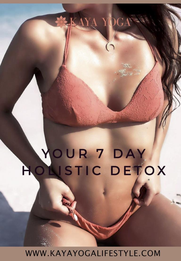 Home Detox Program